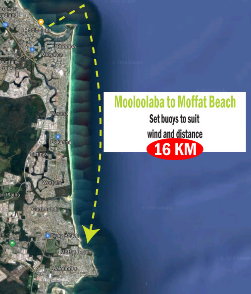 OCEAN COURSE 1 (North to South)