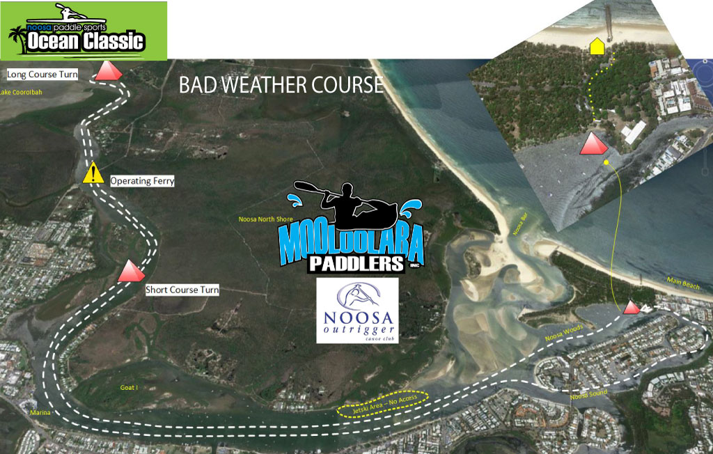 RIVER COURSE 3 (Inclement Weather)