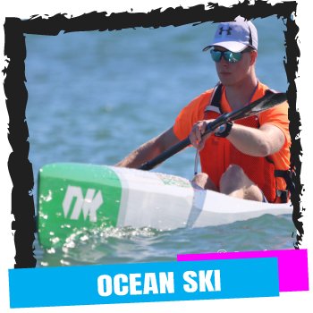 Ocean and Spec Skis